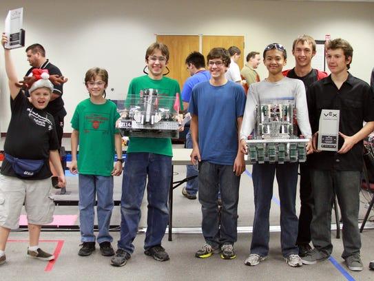 The Fountain Hills team Third Wave won the Microchip