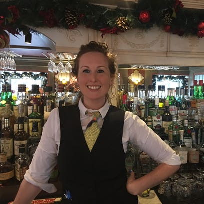 Kelly Costello, a server at Leunig's, said a proposed