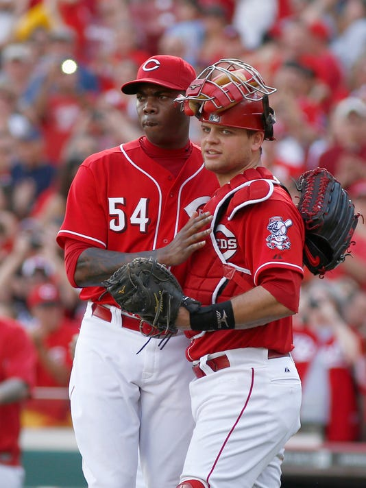 MLB: Pittsburgh Pirates at Cincinnati Reds