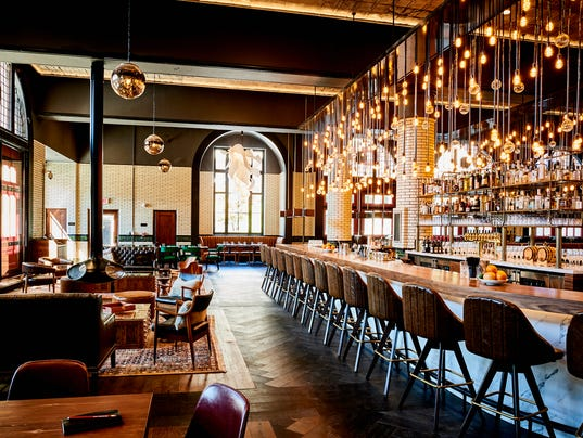 Menu Released For Vip Dinner At The Apparatus Room In Detroit