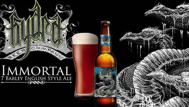 Hydra Beer Company's Immortal.