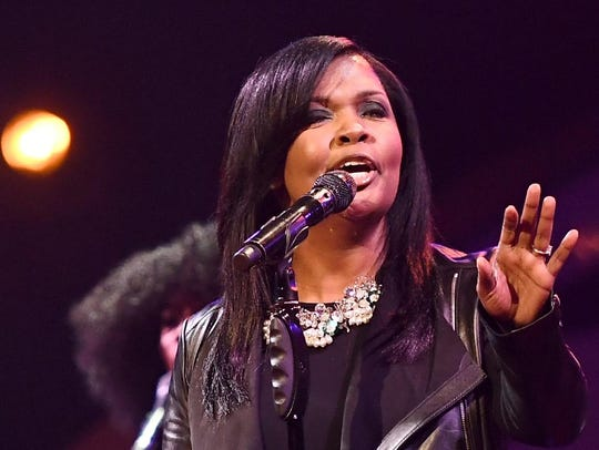 See Detroit native CeCe Winans on Friday.