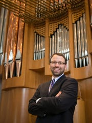 California Lutheran University organist Joseph Peeples will begin a series of organ recitals in Samuelson Chapel at CLU in Thousand Oaks on Aug. 31. The recitals are free and open to the public.