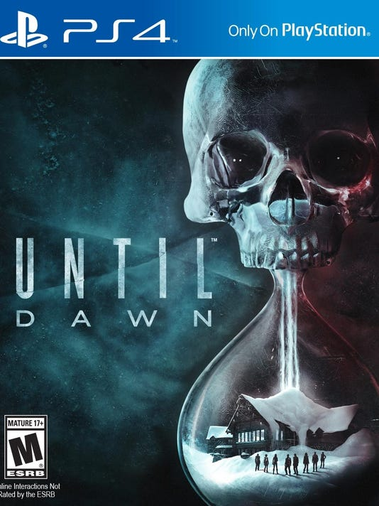 Game Review Until Dawn (2)