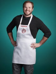MasterChef contestant, engineer Darrick Krause from