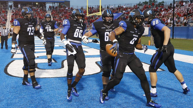 MTSU looks to make it 4-0 against nearby Vanderbilt since 2001. The Commodores travel to Murfreesboro for the first time since 1920.