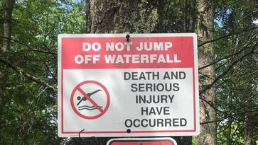 Rescuers still working to recover body of drowning victim at Elk River Falls after 4 days