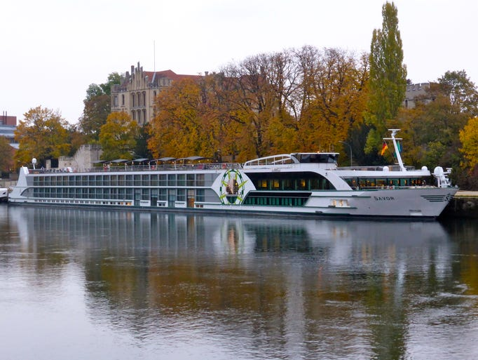 River cruise ships owned by connecticut based tauck tours peter knego
