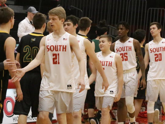 After struggling to keep up with its competitive peers in the Fox River Classic Conference, Sheboygan South High School has signaled it's considering leaving its athletic home conference as early as the 2019-20 school year.