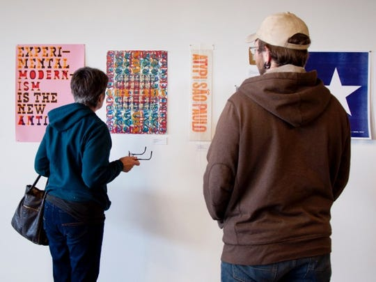 """The Hamilton Wood Type and Printing Museum's newest exhibit """"New Impressions"""" will be open through June 30."""