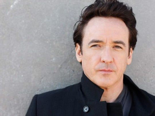 Actor John Cusack, who has made more than 70 movies
