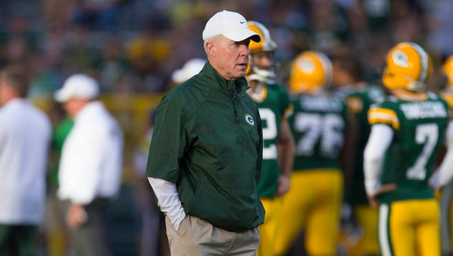 Packers GM Ted Thompson is seeking his second Super Bowl ring with the team.