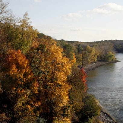 Fantastic Iowa City-area spots for fall colors
