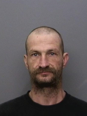 ARRESTED: Aaron Douglas Lafond Date of birth: Jan. 9, 1974 Vitals: 5 feet, 9 inches; 150 pounds; blond hair, blue eyes Charge: Vehicle theft Arrest date: May 15, 2018