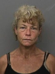 ARRESTED: Tiffani Dawn Weichers Date of birth: Feb. 10, 1970 Vitals: 4 feet 11 inches; 110 pounds; blond hair, blue eyes Charge: Assault with force