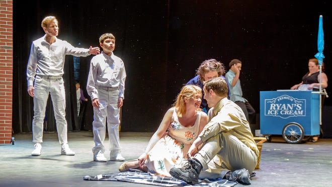 """""""The Who's Tommy"""" at the Levoy Theatre in Millville."""
