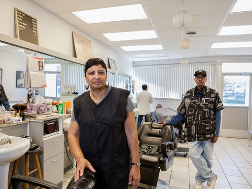 Barber Shop Highland Park : Tom Walsh: Small Detroit businesses win $10,000 grants to chase dreams