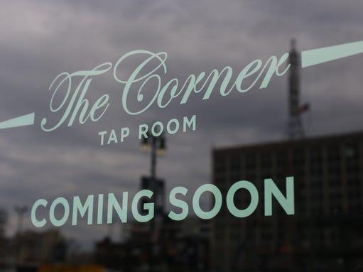 Corner Tap Room Detroit Menu