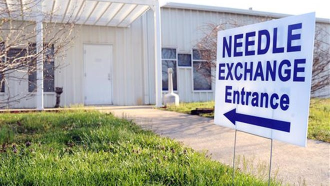 The state opened a needle-exchange program in Austin, in southern Indiana, in April 2015 after an outbreak of cases of HIV were reported.