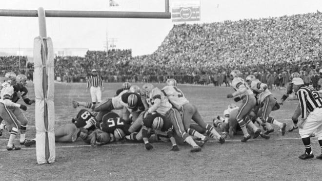 The Ice Bowl: Dec. 31, 1967.