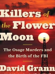 'Killers of the Flower Moon' by David Grann is nominated.