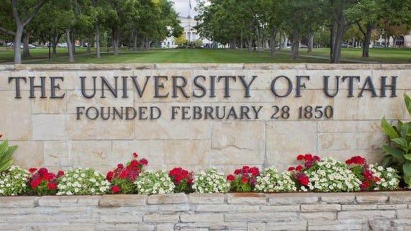 The University of Utah. (Photo: The Daily Utah Chronicle)