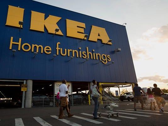 IKEA MALM chest, dresser recall