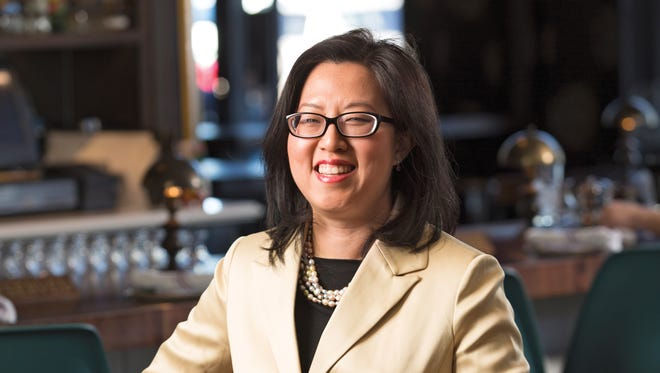 Kim, a corporate finance lawyer, served 12 years as outside counsel for Fox Restaurant Concepts before founder Sam Fox asked her to join the company in 2014.