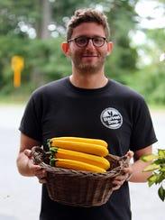 Oliver Gubenko, 29, Founder/Owner of Harvest Drop,