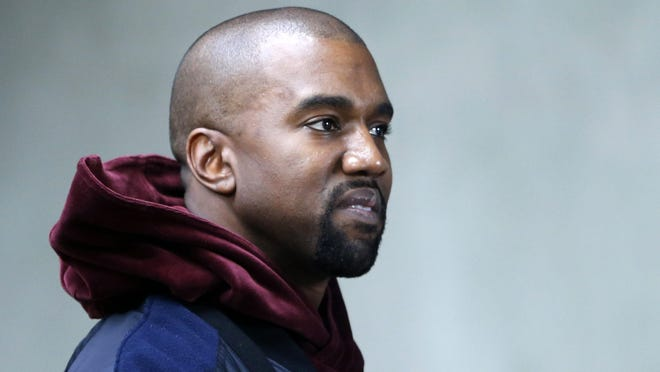 Kanye West has been hospitalized after canceling the last 21 dates of his tour. A spokeswoman for E! network, which airs the Kardashians' TV show, said Tuesday that E! cameras were not filming when the 911 call was made.