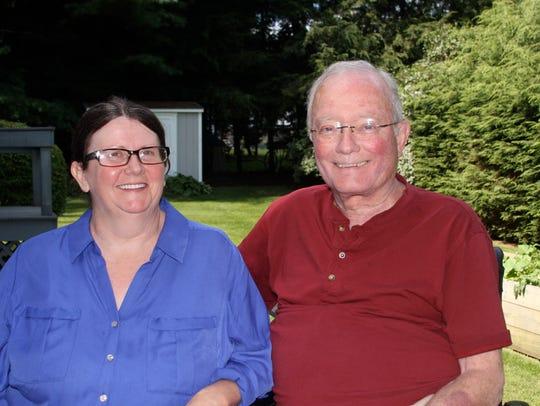 Diane Dattoria and Roger Hartman were close friends.