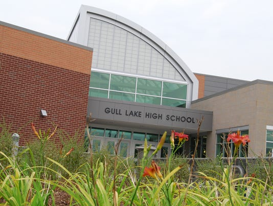 BUILDING MUG: Gull Lake High School