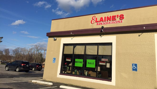 Elaine's moving out of its Clover Lanes location
