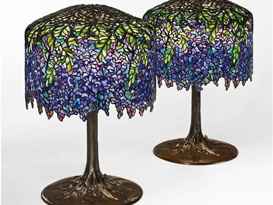 Tiffany Lamps Auction