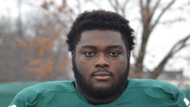 Detroit Cass Tech's Michael Onwenu
