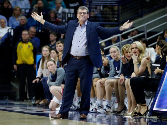 NCAA Womens Basketball: South Florida at Connecticut