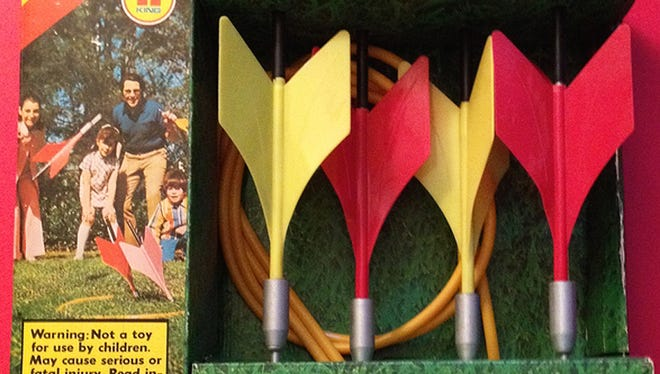 Back in the '80s, the possibility of impaling yourself on one of these babies was considered a reasonable risk for having a good time.