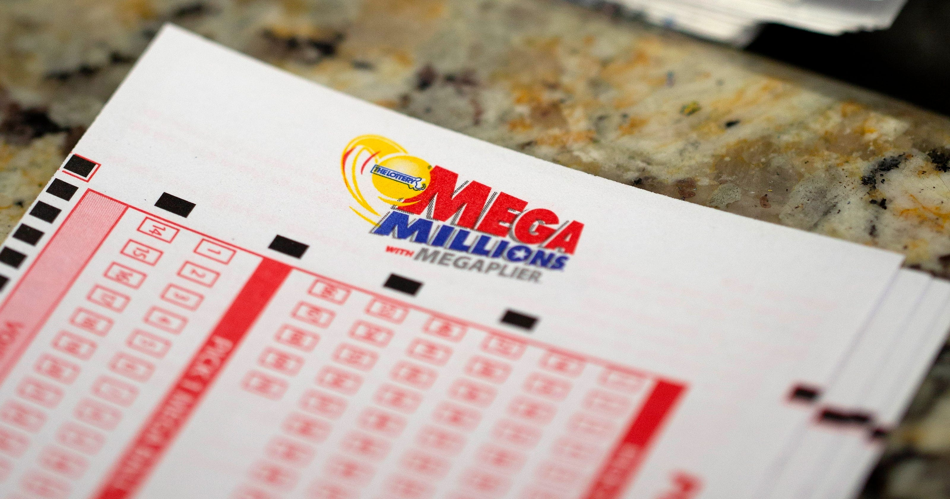 $1M Mega Millions ticket sold in Morris County