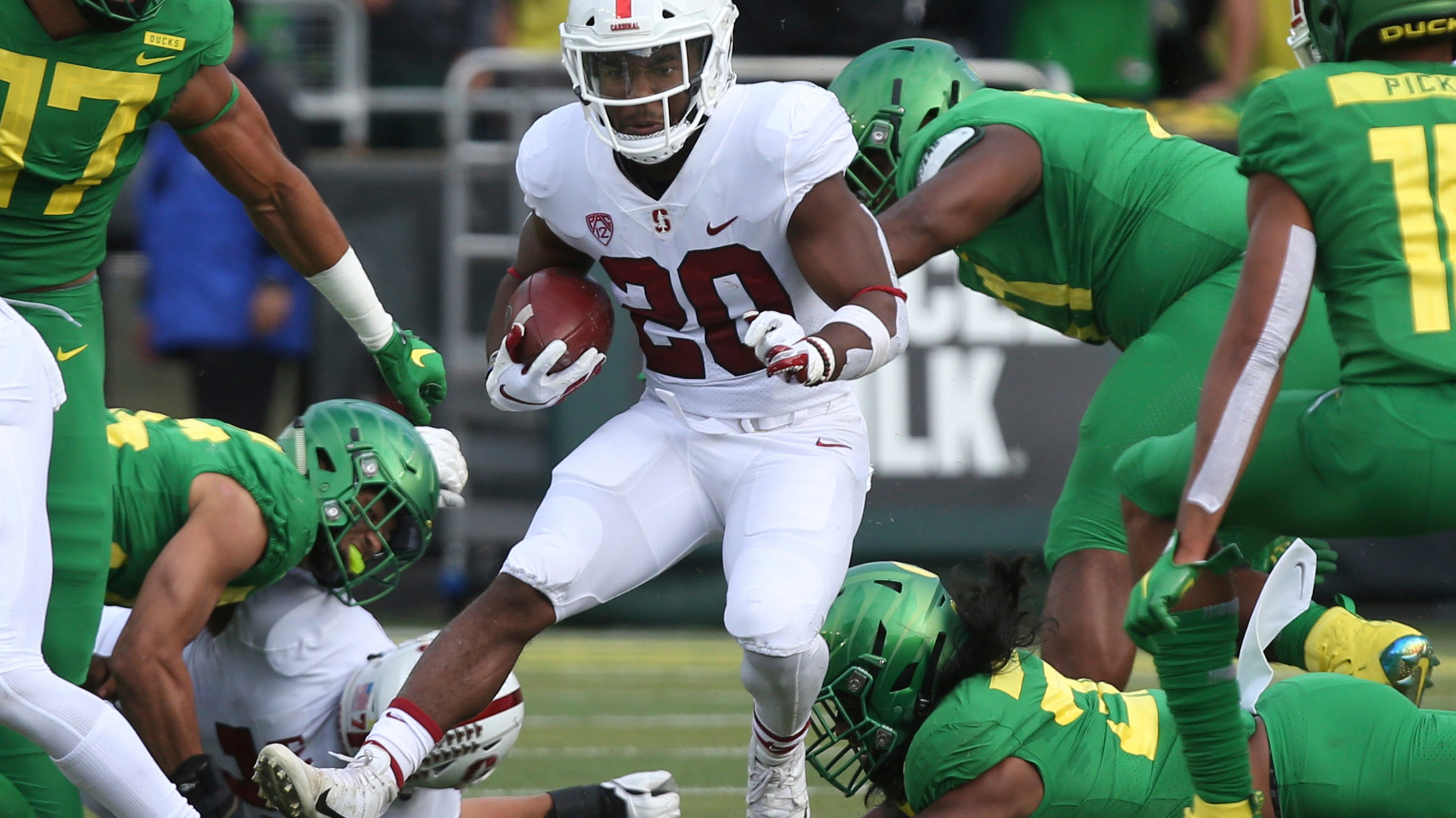No 7 Stanford Rallies For 38 31 Ot Win Over No 20 Oregon