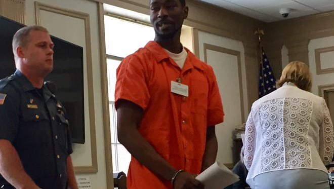 Blaine Holley admitted to providing heroin and cocaine to another man who died after taking the drugs last fall.