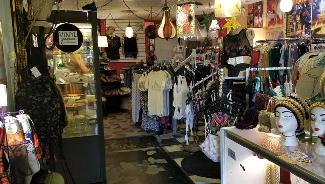 Avant-Garb celebrated 13 years in business this past weekend. The store specializes in a variety of vintage clothing, records and handcrafted jewelry.