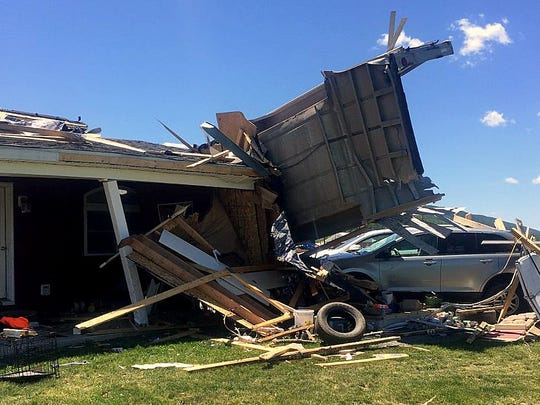 The National Weather Service has confirmed that it was a tornado that caused major damage Wednesday evening in Bradford County.