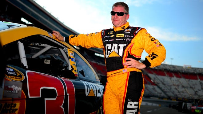 Jeff Burton has 21 victories in a Cup career that began in 1993. He hasn't won on NASCAR's premier circuit since 2008.