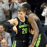 Couch: Matt McQuaid was great for Michigan State vs. Indiana - so why isn't he more often?