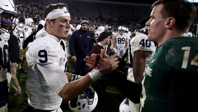 The College Football Playoff won't include Michigan State or Penn State, but both teams will be impacted by the final rankings.