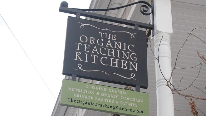 Susan Chasen, owner of Organic Teaching Kitchen in Croton-on-Hudson, will accompany you to the grocery store as part of your cooking class.