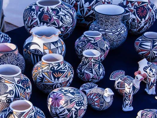 12/10-11: Pueblo Grande Indian Market