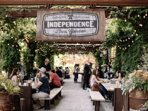 Here 39 S A List Of The Best Outdoor Beer Gardens In Indianapolis