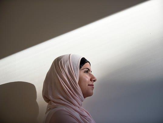 I am an American - Huda Shalabi
