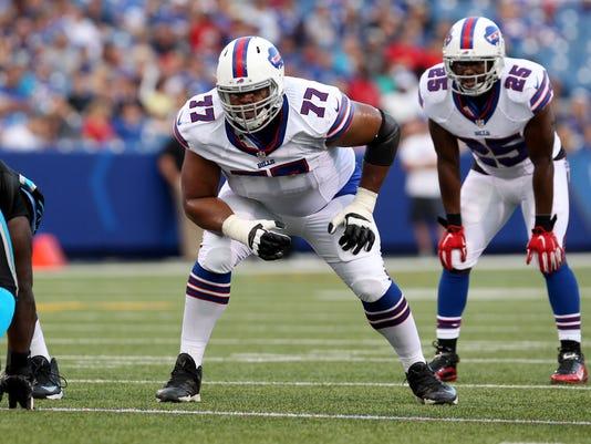 NFL: Preseason-Carolina Panthers at Buffalo Bills